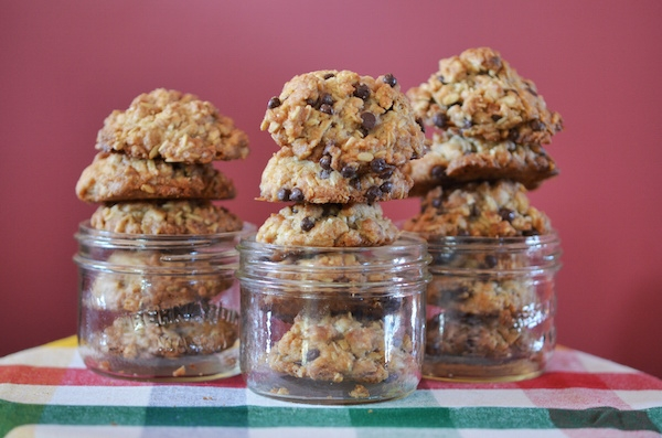 Over the Top Oatmeal Cookies from Shel's Kitchen