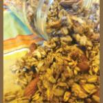 Pumpkin Chai Granola